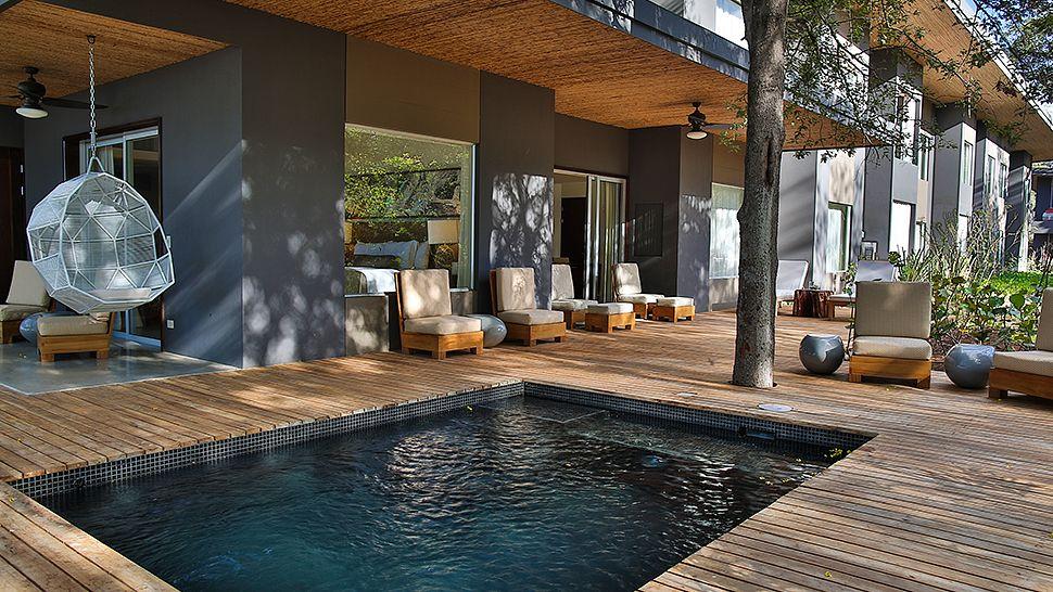 El mangroove autograph collection guanacaste costa rica for Pool design costa rica