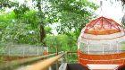 El Mangroove futuristic seating