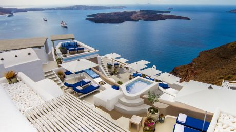 Iconic Santorini, a boutique cave hotel - Imerovigli, Greece