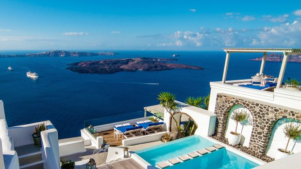 Iconic Santorini, Luxury Honeymoons in Greece