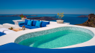 the iconic suite outdoor pool