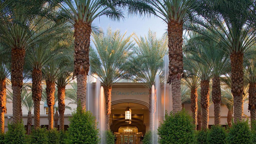 Indian Wells Resort Hotel Indian Wells Ca United States
