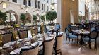 Atrium dining