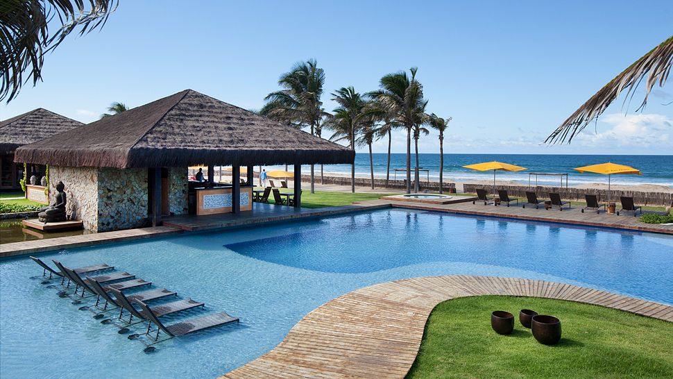 Seaside Resort South America Beach Vacations World Online