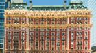 See more information about The Knickerbocker Hotel The Knickerbocker Hotel vibrant facade