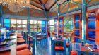 view from the restaurant at Nayara Hotel Spa