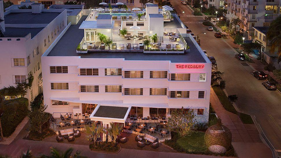 The Redbury South Beach Miami Florida