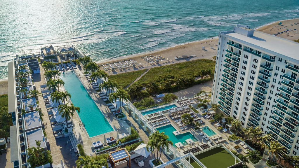 1 Hotel South Beach Miami Florida