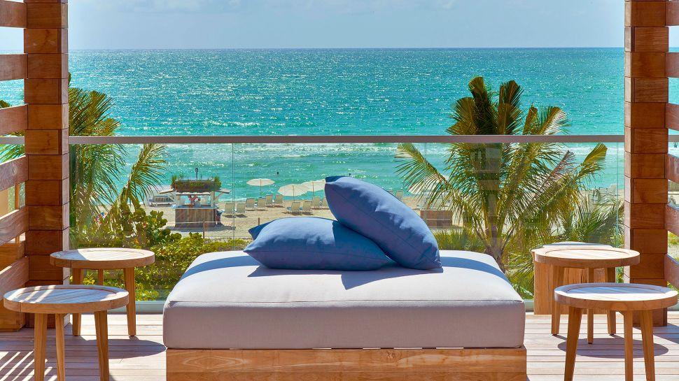 Wondrous 1 Hotel South Beach Miami Florida Download Free Architecture Designs Lukepmadebymaigaardcom