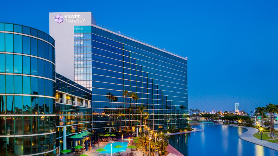 Hyatt Regency Long Beach Exterior
