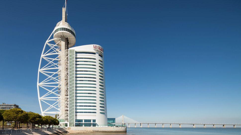 MYRIAD by SANA Hotels - Lisbon, Portugal