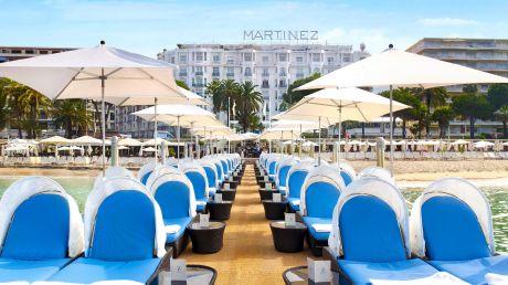 Grand Hyatt Cannes Hôtel Martinez - Cannes, France
