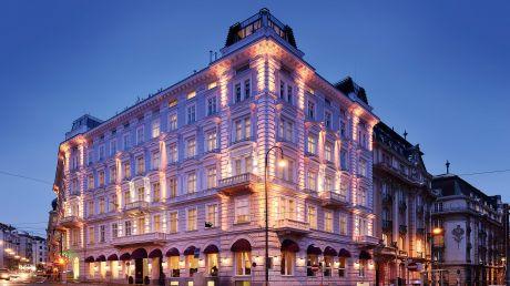 Hotel Sans Souci Vienna — Vienna, Austria
