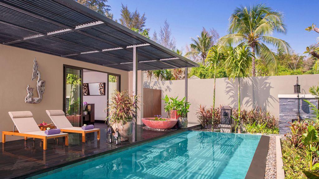 Anantara Phuket Layan Resort Spa Deluxe Pool Villa