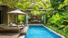 Guest Room Private Pool with Loungers on the Deck Anantara Layan Phuket Resort