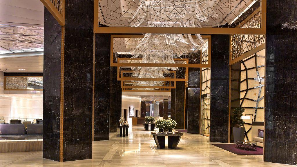 Raffles istanbul istanbul marmara for Designhotel istanbul