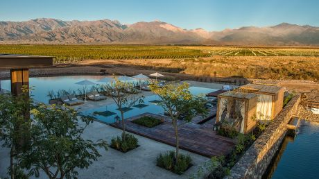 The Vines Resort & Spa - Mendoza, Argentina