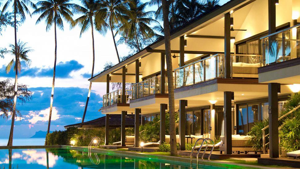 Nikki beach resort koh samui surat thani thailand for Design hotel koh samui