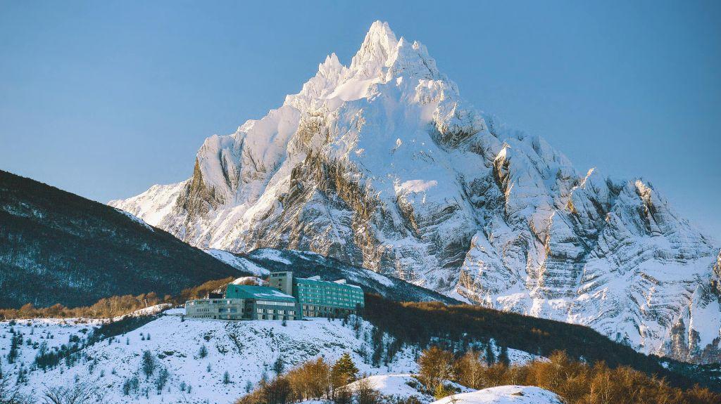 Arakur Ushuaia Resort & Spa Ski Destination in Argentina