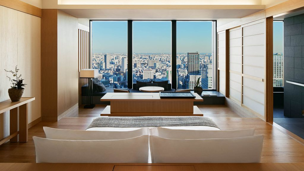 Tokyo vacations, holiday travel luxury hotels, Tokyo hotels