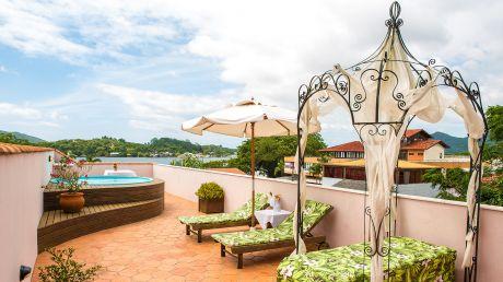 Hotel Boutique Quinta das Videiras - Florianopolis, Brazil