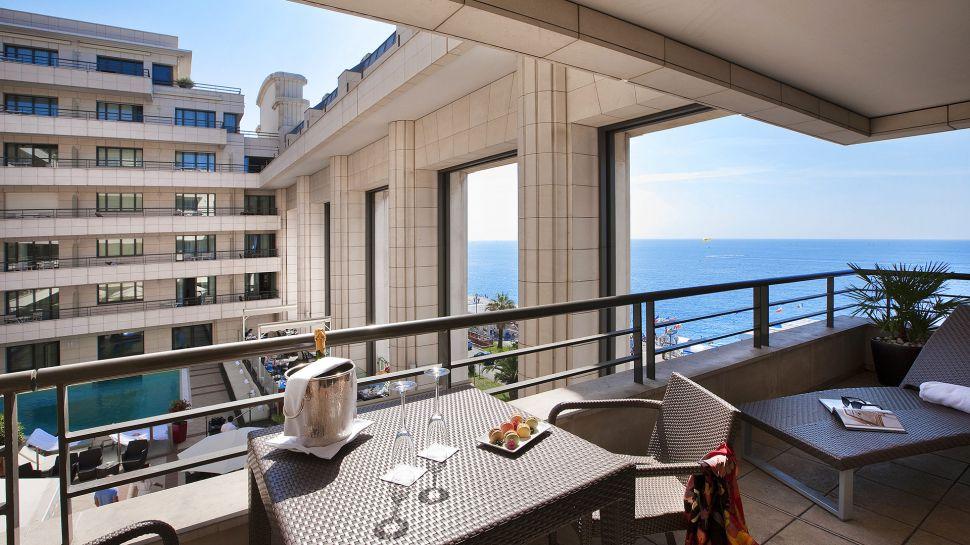 Célèbre Hyatt Regency Nice Palais de la Méditerranée, Côte d'Azur  MP22