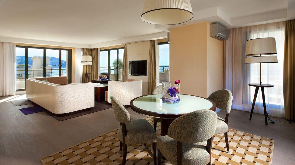 Hyatt regency nice palais de la m diterran e c te d 39 azur for Villa de luxe interieur