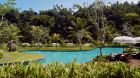 Main pool  Mandapa, a  Ritz  Carlton  Reserve 2019.