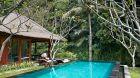 One bedroom  Riverfront  Pool  Villa swimming pool  Mandapa, a  Ritz  Carlton  Reserve 2019.