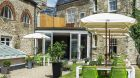 See more information about The Kings Head Hotel outdoor dining terrace