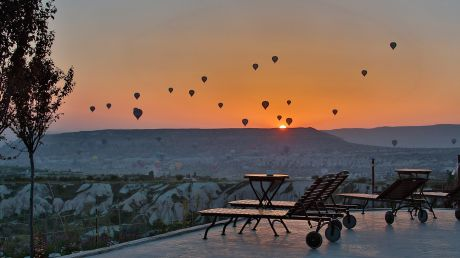 Ariana Sustainable Luxury Lodge - Uchisar, Turkey