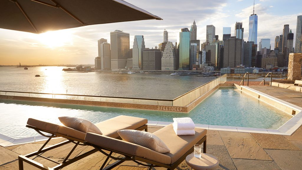 luxury vacation, sustainable travel, eco-friendly hotels, 1 Hotel Brooklyn Bridge, eco-friendly hotels New York