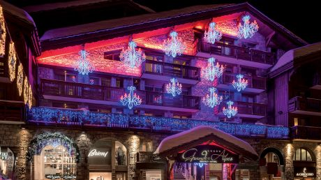Grandes Alpes Private Hotel & Spa - Courchevel, France