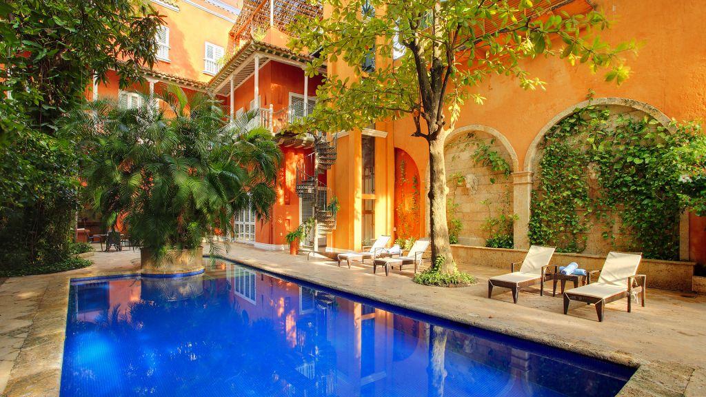 Casa Pestagua Hotel Spa - Cartagena, Colombia