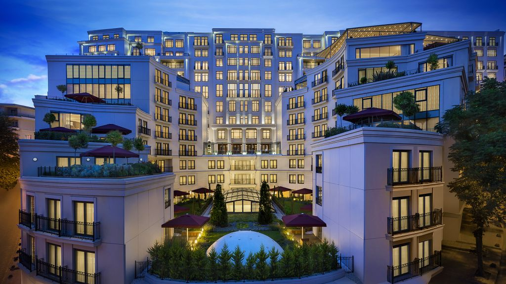CVK Park Bosphorus Hotel Istanbul - Istanbul, Turkey