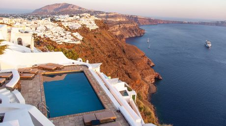 The Vasilicos, Santorini - Imerovigli, Greece