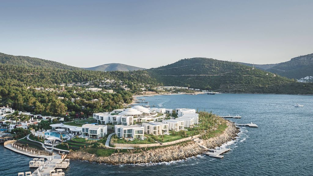 Nikki Beach Resort & Spa, Bodrum, Turkey - Bodrum, Turkey