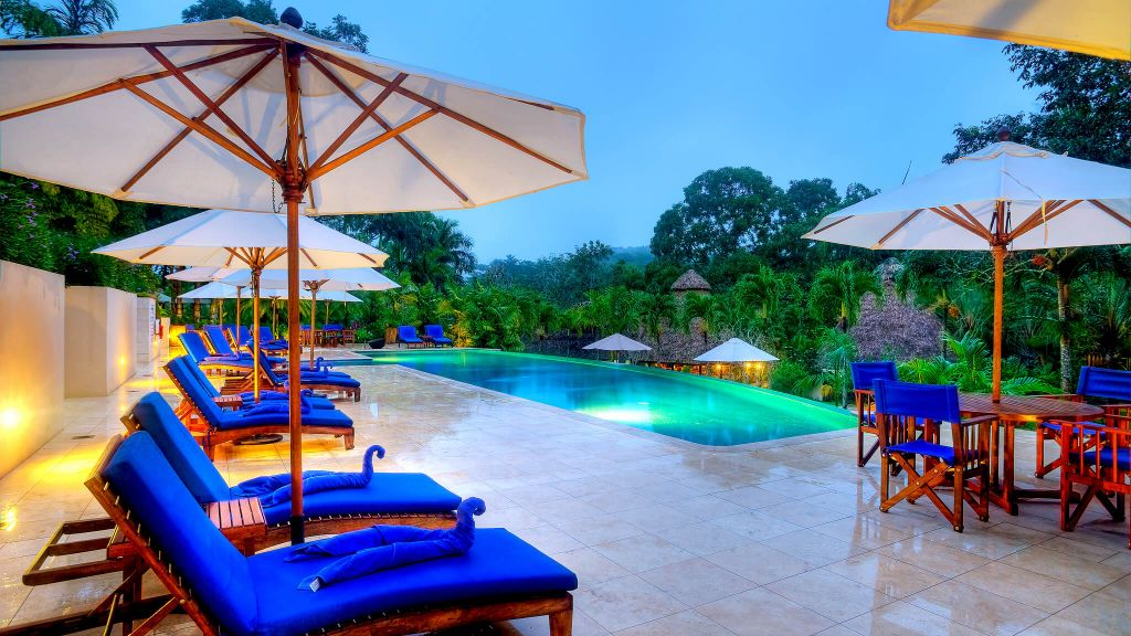 The Lodge at Chaa Creek - San Ignacio, Belize