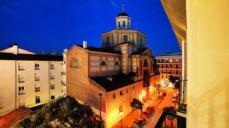 Nh Collection Madrid Palacio De Tepa Madrid Spain