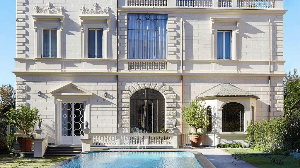 Palazzo Dama - Rome, Italy