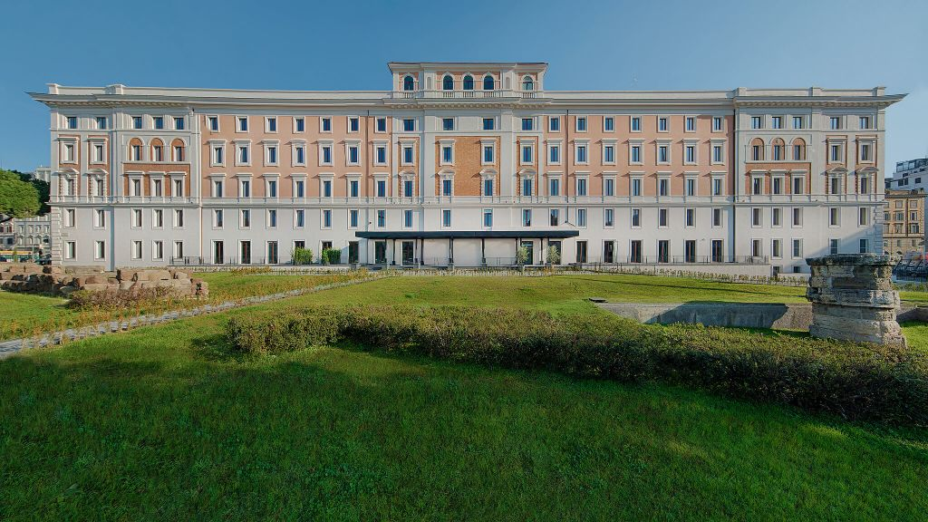 NH Collection Palazzo Cinquecento - Rome, Italy