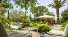 Pool anf garden