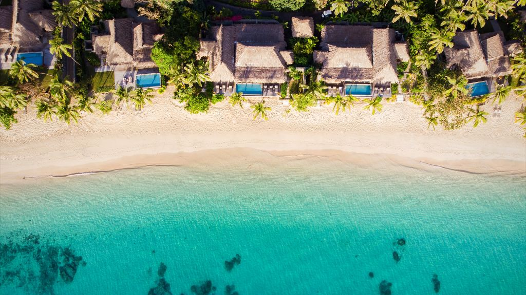 Best Beach Hotel: Kokomo Private Island Fiji