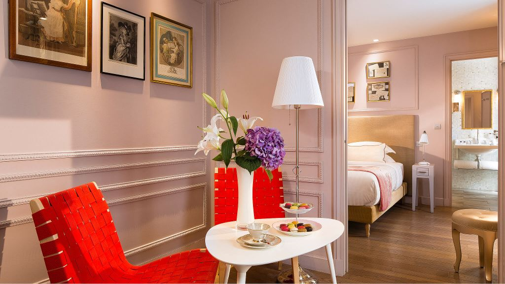 Hotel & Spa La Belle Juliette - Paris, France