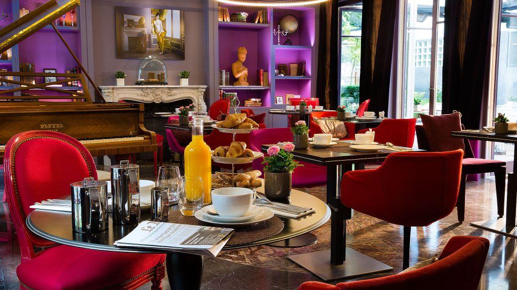 Hotel spa la belle juliette le de france france for Hotel la belle juliette paris