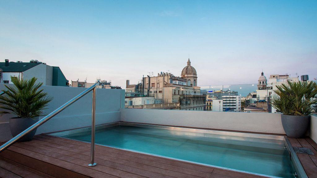Hotel Midmost Barcelona Catalonia Spain