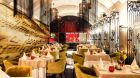 dining at Aria Hotel Budapest