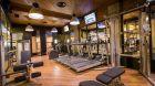 Gym at Hotel Atocha