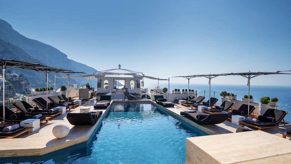 Best Hotel Pool: Villa Franca