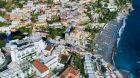 Aerial  Villa  Franca.